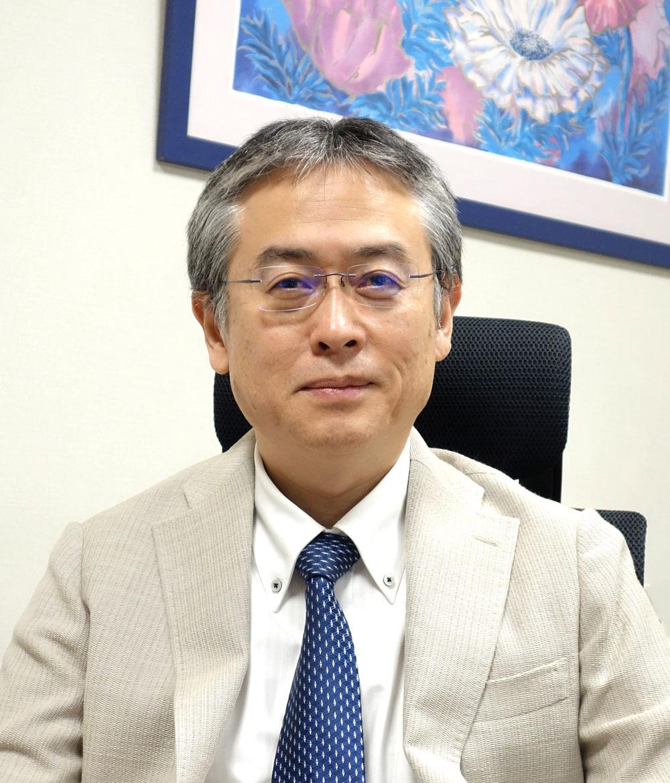 センター長挨拶山田先生